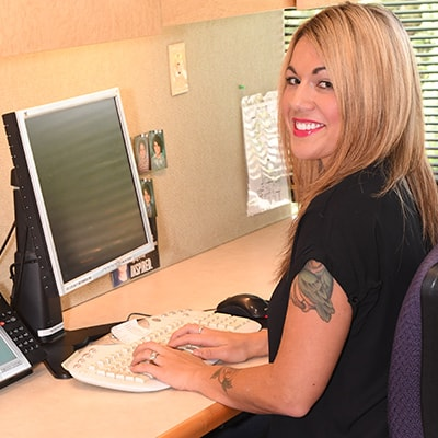 Jene, our Office Manager, has been working with Dr. Frost since 2012
